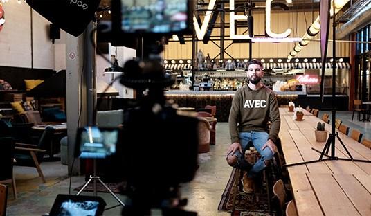 Behind the scene d'une production audiovisuelle